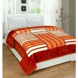 Gullivar Double Polyester Blanket