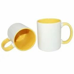 Colored Ceramic Mug