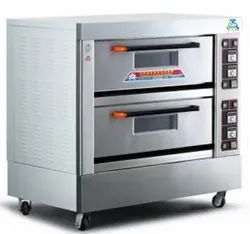 AED-2D-4 Electric Deck Oven