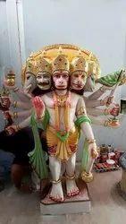 Lord Panchmukhi Hanuman Statue