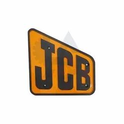 Original Boom Logo For JCB 3CX 3DX Backhoe Loader - Part No. 817/04212