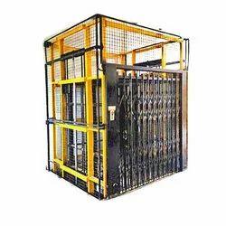 Hydraulic Material Lift Elevator
