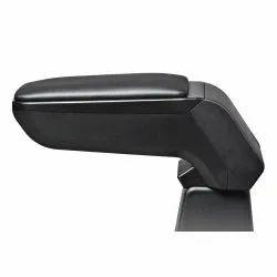 Leather Black Car Armrest