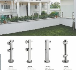 SS Railing Fittings