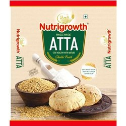 Nutrigrowth Indian Wheet Flour, 5 Kg Also Available In 10 Kg