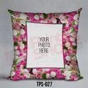 Sublimation Blank Printed Cushion Covers