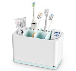 Bathroom Easy-Store Toothbrush Caddy