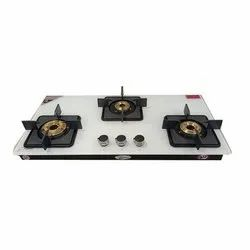 Marvel Finish Glass Top Gas Stove