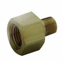 Brass Male Female Adapter, Size: 1/8 - 1 Inch