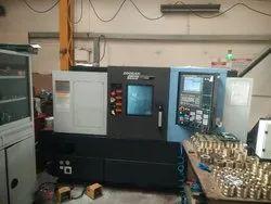 Used & Old Machine-Doosan Puma Gt2100b CNC Turning Machine