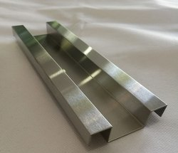 304 Stainless Steel Custom Tile Profile