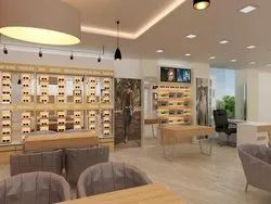 New Optical Showroom Designing - New