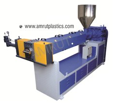 Granual Post Extrusion Machine, 100 HP