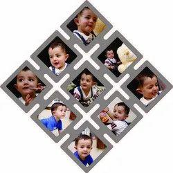 Square PP Multi Photo Frame