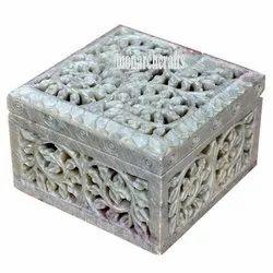Marble Antique Jewelry Box