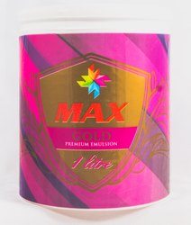 60 + Shades Available smooth Max Gold Acrylic Exterior Emulsion Paint