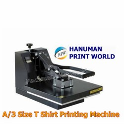 A/3 Size T- Shirt Printing Machine