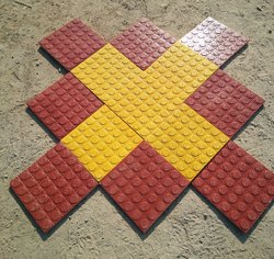 Chequered Tiles (36 sikka)
