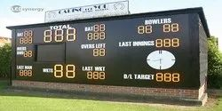 LED Cricket Score Board