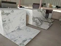 Polished Finish Green Onyx Marble, Thickness: 20-25 mm, Cut-to-Size