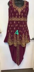 Ladies Dhoti Salwar