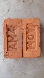 Mansuri enterprises Rectangular Red Clay Brick, Size: 6*4*9