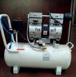 Oil Free Portable Compressor, Model Name/Number: San