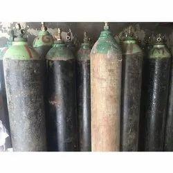 Mild Steel CO2 Industrial Gas Cylinders, 40 L