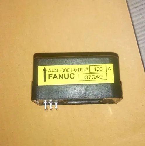 FANUC A44L-0001-0165(100A) Current Transformer
