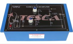 Class A, B, C & AB Amplifier Trainer
