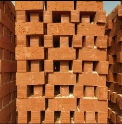 Construction Rectangle Wirecut Brick, For Side Walls, Packaging Type: lorry