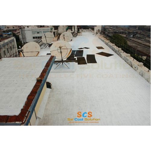 Heat Resistant Coating Service, Industrial and Residential Roof