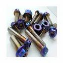 ASTM F468 Titanium Gr 1 Bolts
