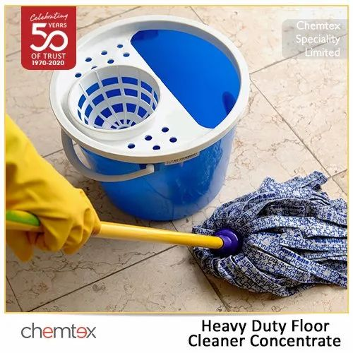 Heavy Duty Floor Cleaner Concentrate
