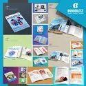 Health and Hospital Magazine Design services