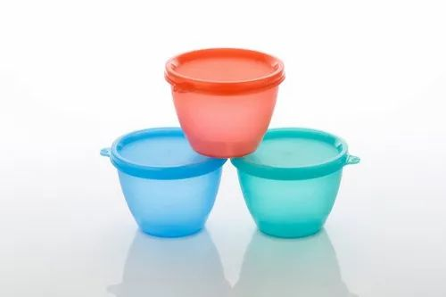 Airtight Plastic Candy Cereal Dispenser - 500 Ml