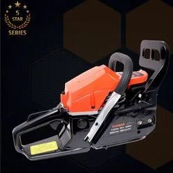 Carigar Gasoline Petrol Chain Saw, 58cc, Model Name/Number: 5s Gcs 01