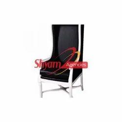 Wood Black Designer Chair