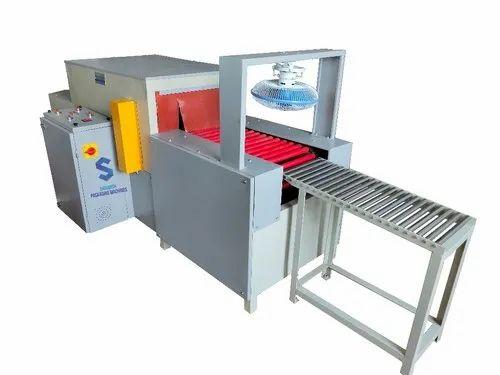 M.S Heat Shrink Packaging Machine