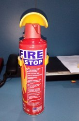 Foam Stop Fire Extinguishers