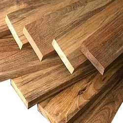 Chemically Treated Wood