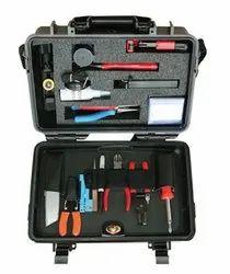 3C3 Fiber Optic Tool Kit, For Industrial, Packaging: Case