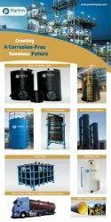 Spiral Hdpe Storage Tanks