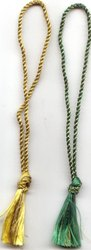 Green & Gold Bookmark Tassel