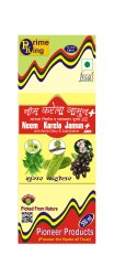 Neem-Karela-Jamun Plus Juice 500 Ml