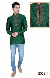 Mens Embroidered Kurti