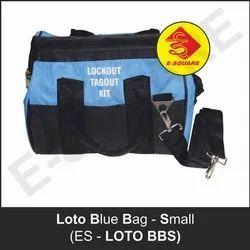 Loto Blue Bag