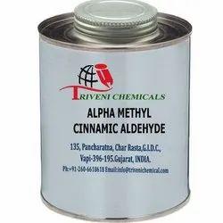 Methyl Cinnamaldehyde, C10H10O, 101-39-3, 98%, For Cosmetic Use