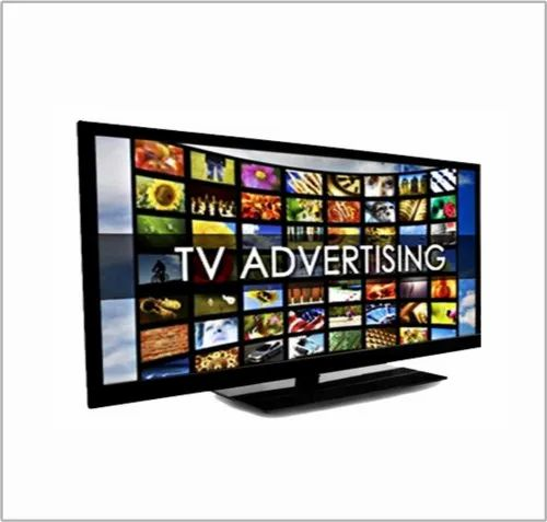 TV Advertisements Services, Mode Of Advertising: Digital, | ID: 21530024391