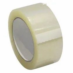 Plastic Self Adhesive Tape Roll, Packaging Type: Box